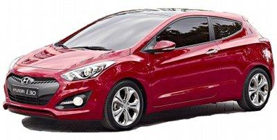 La nouvelle génération de Hyundai i30 s'enrichit en 2013 d'une version 3 portes, très dynamique.