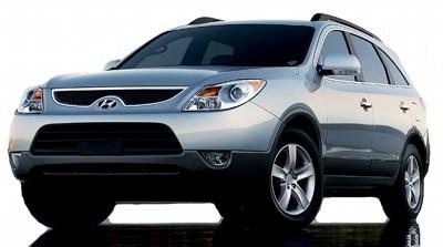 Présentation de la Hyundai veracruz de 2007.